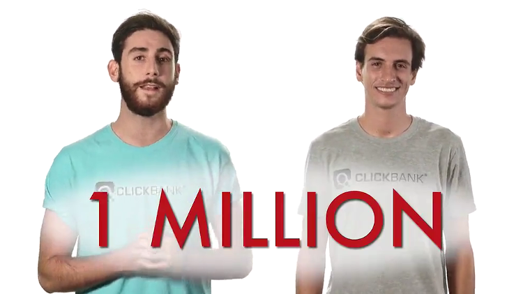 One Million with ClickBank